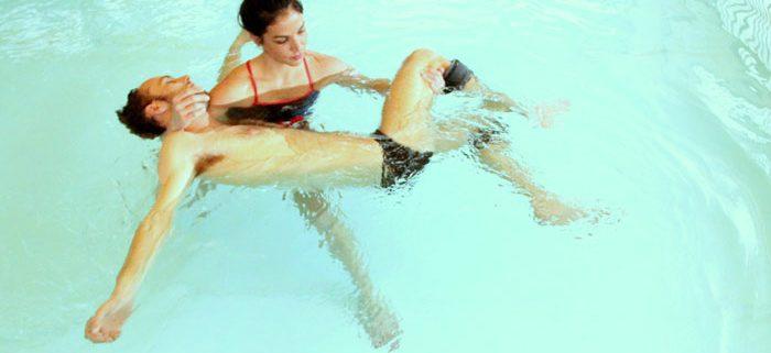 טיפול במים - מרכז אסף לשחייה וטיפול