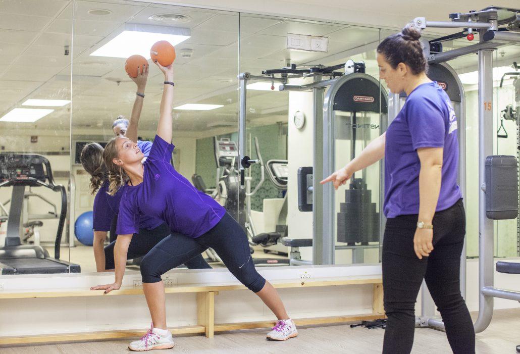 פיזיותרפיה לפציעות ספורט