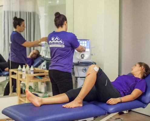 פיזיותרפיה לחולי פיברומיאלגיה