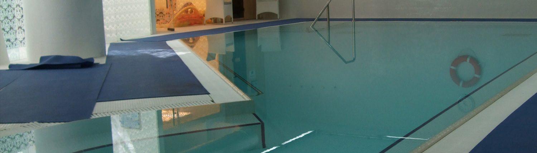 הבריכה בסניף סבון של מרכז אסף לשחייה וטיפול