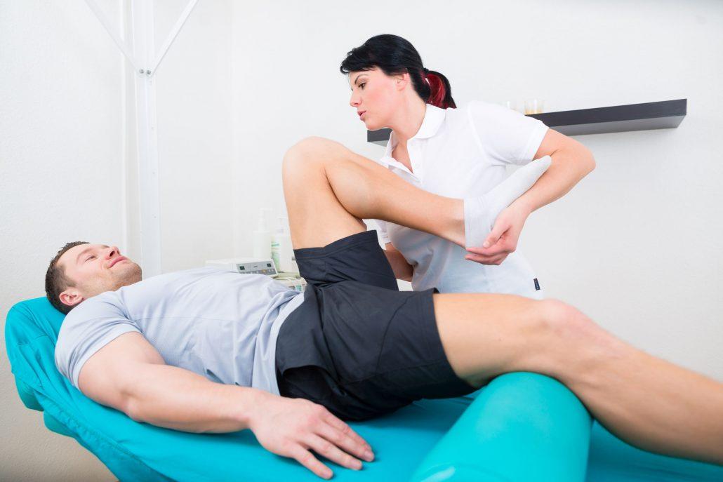 טיפול פיזיותרפיה להאחר ניתוח החלפת מפרק